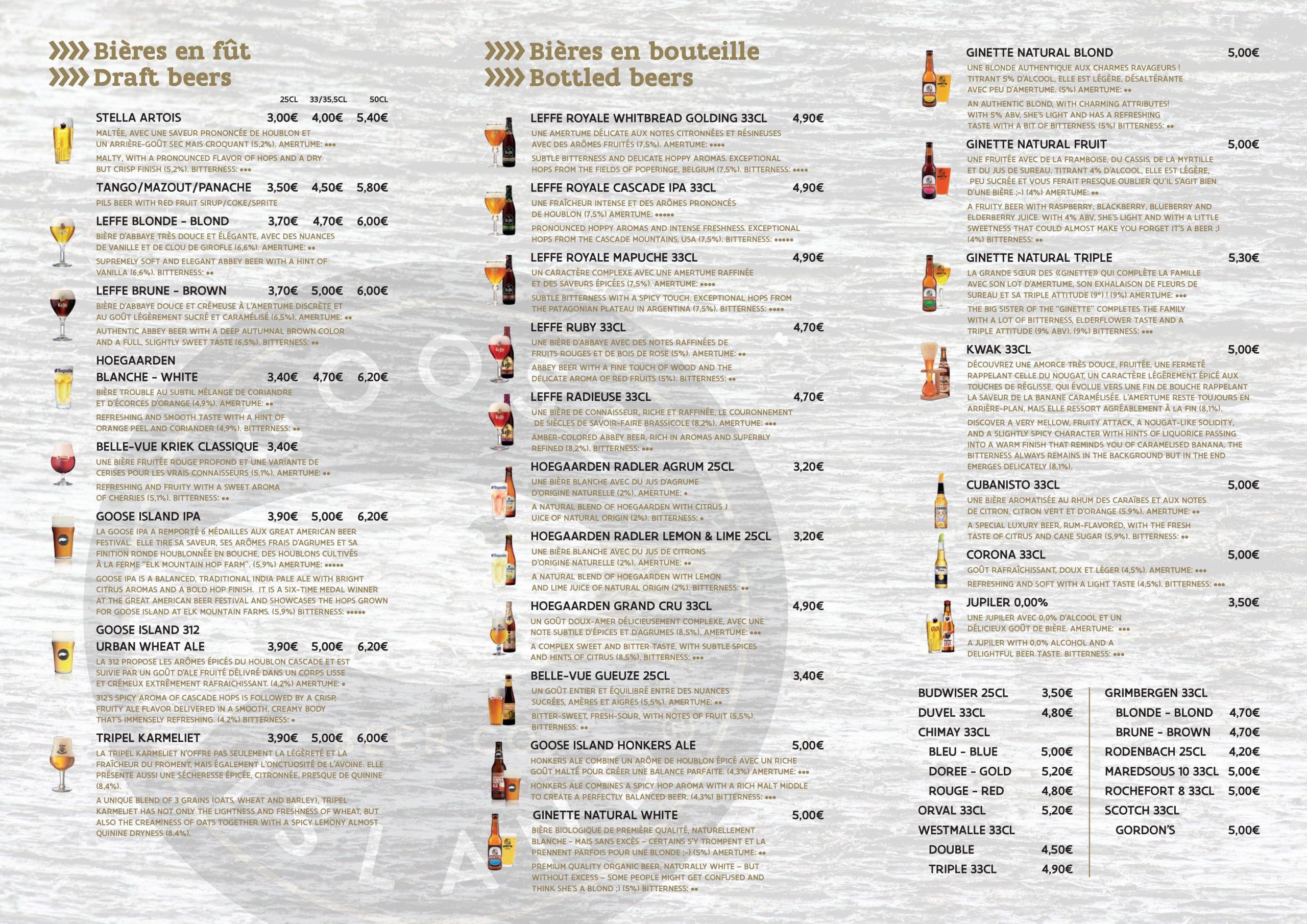 TENNESSEE-menu-Brussels